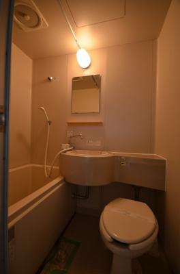 【浴室】第1パールM住村