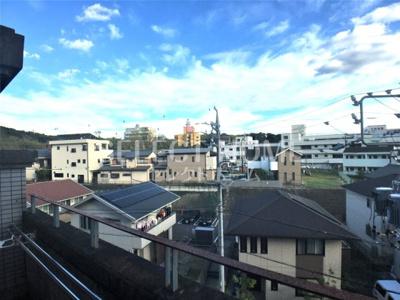 【展望】イーストガーデンバラ館