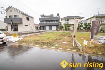 【外観】武蔵村山市三ツ木2丁目 売地 D区画