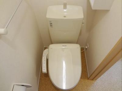 【トイレ】ベル ラフィーネ