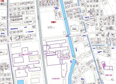 【地図】倉敷富井フォートレス