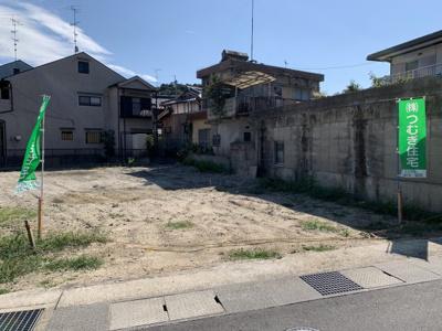 【外観】京田辺市薪里ノ内 売土地