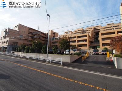 【外観】東急ドエル横浜ヒルサイドガーデン1号棟