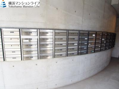 【その他共用部分】東急ドエル横浜ヒルサイドガーデン1号棟