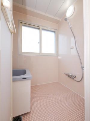 【浴室】共済ハウス