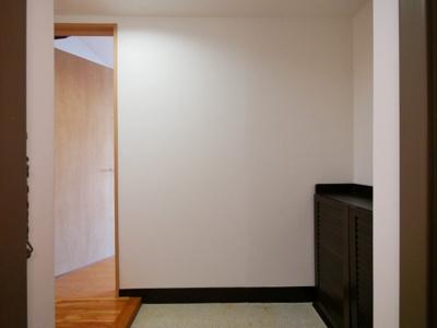 【玄関】共済ハウス