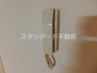 【セキュリティ】三恵グランドハイツ