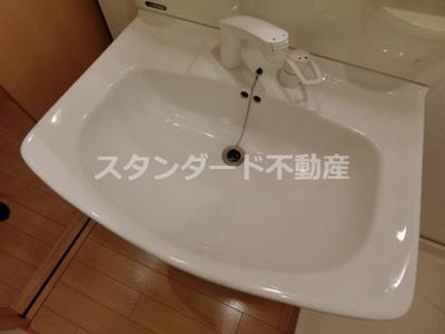 【独立洗面台】三恵グランドハイツ