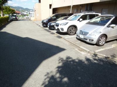 【駐車場】西宿ファミリーハイツ