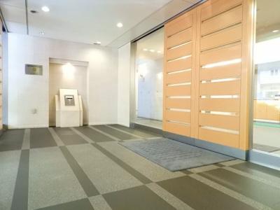 【セキュリティ】ライオンズマンション大阪スカイタワー