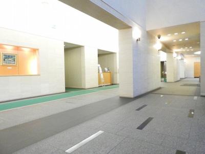 【エントランス】ライオンズマンション大阪スカイタワー