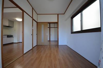 【寝室】タカスハイツ