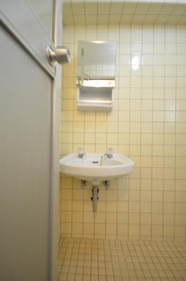 【洗面所】タカスハイツ