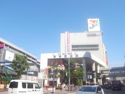 津田沼の駅周辺はとっても便利☆