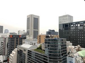 【展望】クレヴィアタワー大阪本町