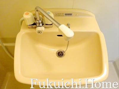 【洗面所】チェリーコート笹塚