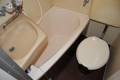 【浴室】メゾン・ド・アーム