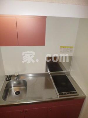 【キッチン】レオパレス美行(39482-103)