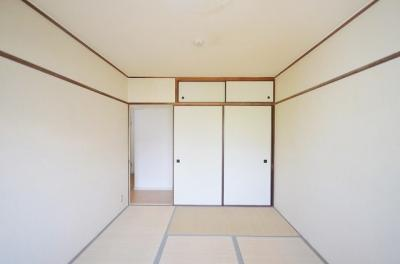 【寝室】神畠ハイム