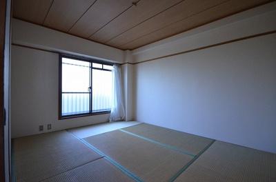 【寝室】コーポ井口台