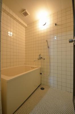 【浴室】コーポ井口台