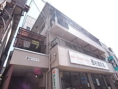 【外観】西村ハイツ