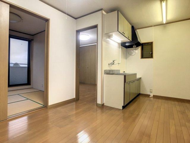 【キッチン】ライトハウス新下関