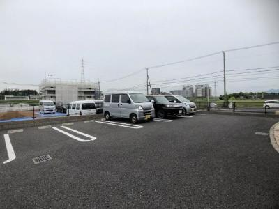 【駐車場】メゾンドTM