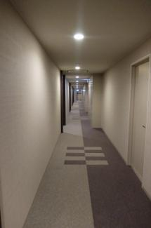 内廊下 ブリリア有明スカイタワー