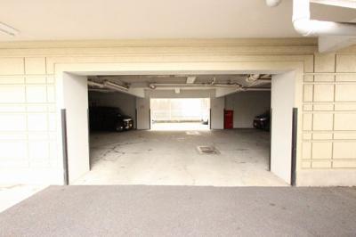 駐車場です