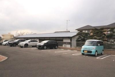 【駐車場】シャーメゾン伊倉本町