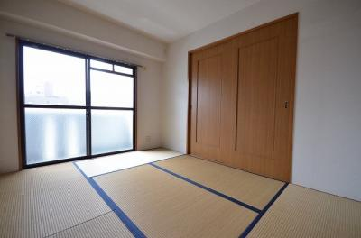 【寝室】庚午山本ビル