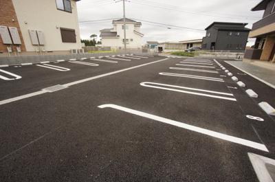 【駐車場】トップ・ヒルズA