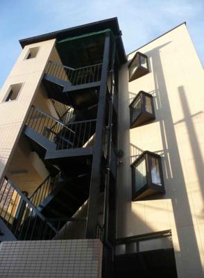 【外観】全15戸(1K)の一棟収益マンション