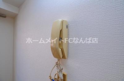 【セキュリティ】ヴィラ南堀江