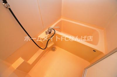 【浴室】ヴィラ南堀江