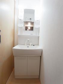 プレゾン ア トワの洗面台