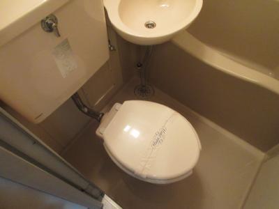 【トイレ】サンライズハウス