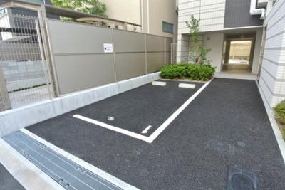 【駐車場】レジュールアッシュ京橋クロスⅡ