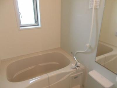【浴室】グリーンフォレストB