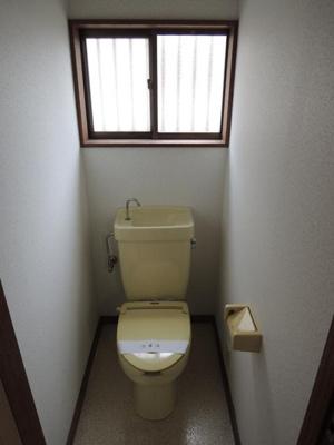 【トイレ】ハイムハヤシ