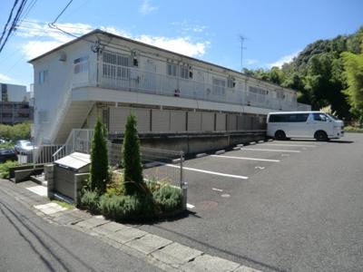 【外観】アーバンハイツ鎌倉植木