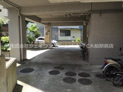 【駐車場】メゾン北鎌倉