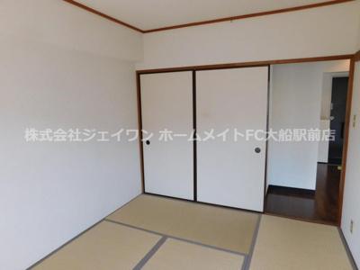【和室】メゾン北鎌倉