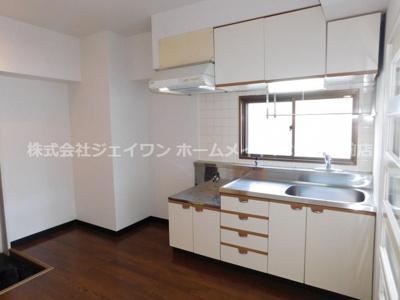 【キッチン】メゾン北鎌倉