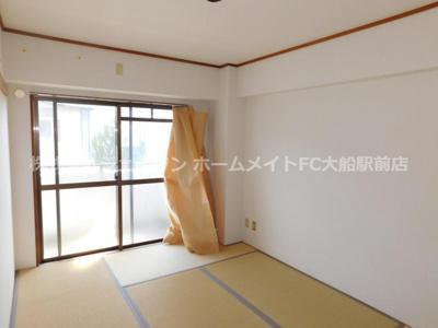 【寝室】メゾン北鎌倉