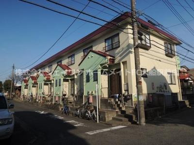 【エントランス】メゾン飯島