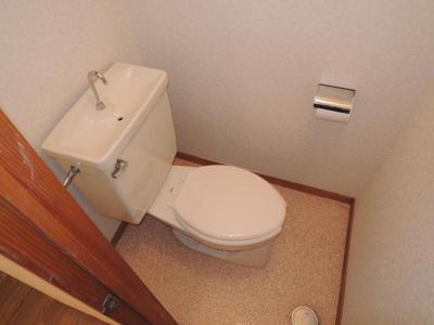 【トイレ】メゾン飯島