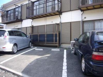 【駐車場】サンハイツ公田