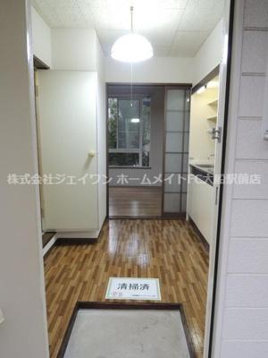 【玄関】エスポワールⅢ
